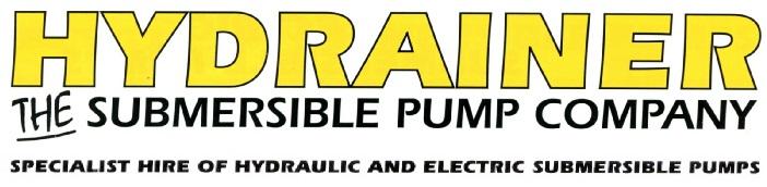 Hydrainer Pumps logo